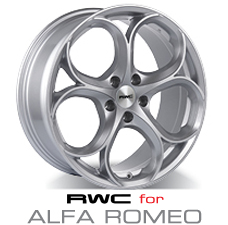 Alloy Wheels for ALFA ROMEO
