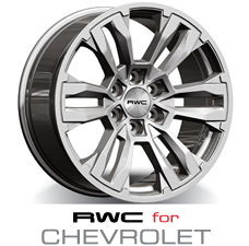 Alloy Wheels for CHEVROLET