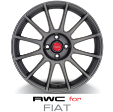 Alloy Wheels for FIAT