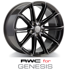 Alloy Wheels for GENESIS