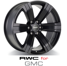 Alloy Wheels for GMC