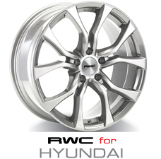 Alloy Wheels for HYUNDAI