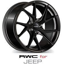 Alloy Wheels for JEEP