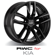 Alloy Wheels for KIA