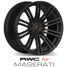 Alloy Wheels for MASERATI