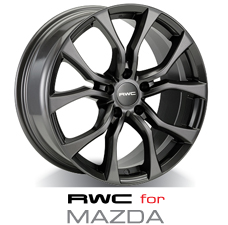 Alloy Wheels for MAZDA