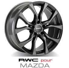 Roues d'hiver pour MAZDA