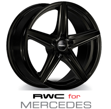 Alloy Wheels for MERCEDES