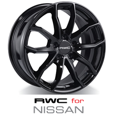 Alloy Wheels for NISSAN