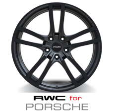 Alloy Wheels for PORSCHE