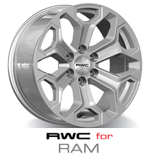 Alloy Wheels for RAM