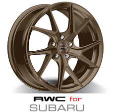 Alloy Wheels for SUBARU