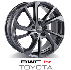 Winter Wheels for TOYOTA