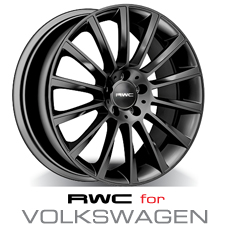 Alloy Wheels for VOLKSWAGEN